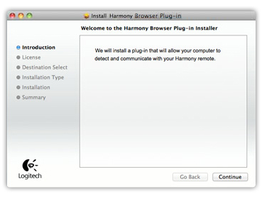 Logitech Harmony Software