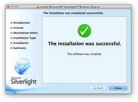 MyHarmony keeps asking me to install Microsoft Silverlight